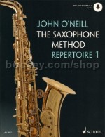 The Saxophone Method - Repertoire Book 1 (Edition with Online Audio)