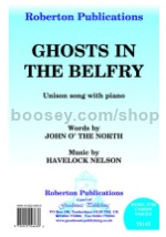 Ghosts in the Belfry for unison voices