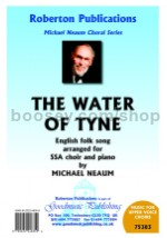 The Water of Tyne for SSA & piano