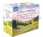 A Finzi Anthology (Naxos Audio CD x8)