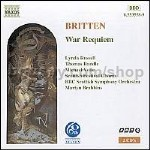 War Requiem (2 x Naxos Audio CD)