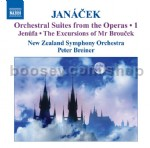 Orchestral Suites From The Operas vol.1 (Naxos Audio CD)