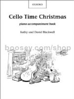 Cello Time Christmas - Piano Accompaniment