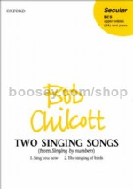 Two Singing Songs (from Singing by Numbers) (vocal score)