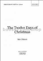 The Twelve Days of Christmas - Percussion part (version for one player)