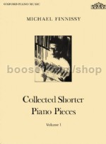 Collected Shorter Piano Pieces Vol. 1