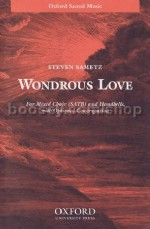 Wondrous Love (vocal score)