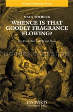 Whence is that goodly fragrance flowing? (vocal score)