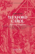 Wexford Carol (vocal score)