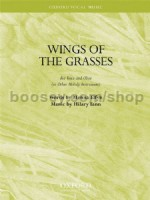 Wings of the Grasses Voice & oboe
