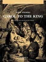 Carol To The King SATB & Piano Duet
