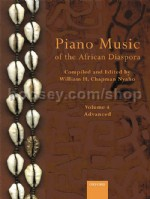Piano Music of the African Diaspora vol.4