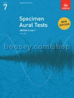 Specimen Aural Tests, Grade 7