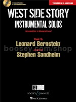 West Side Story Instrumental Solos: Trumpet (Book & CD)