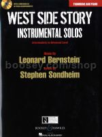West Side Story Instrumental Solos: Trombone (Book & CD)
