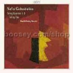 String Quartets Nos. 1-3 / String Trio (CPO audio CD)