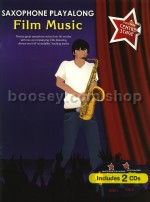 You Take Centre Stage: Film Music for Saxophone (Bk & CD)