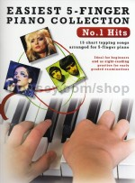 Easiest 5 Finger Piano Collection No.1 Hits