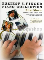 Easiest 5 Finger Piano Collection Film Music