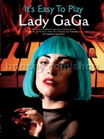 It's Easy To Play Lady Gaga (piano)