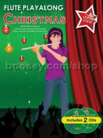 You Take Centre Stage: Flute Christmas (Bk & CD)