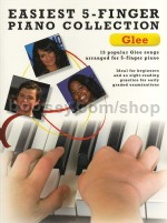Easiest 5 Finger Piano Collection from Glee
