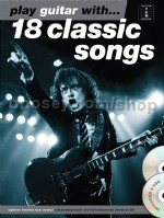 Play Guitar With... 18 Classic Songs (+ CD)