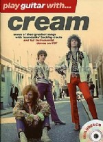 Play Guitar With... Cream (Book & CD)