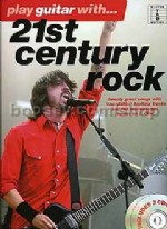 Play Guitar With... 21st Century Rock (Book & CD)