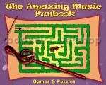 Amazing Music Fun Book (PLUS Novelty Pencil)