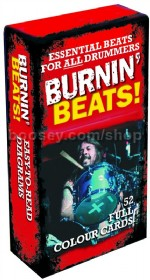 Burnin' Beats 52 (full colour beat cards)