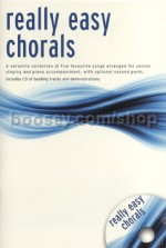 Really Easy Chorals (Bk & CD)