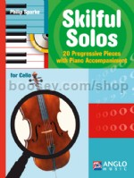 Skilful Solos - Cello (+ CD)