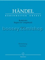 Rodelina Vocal Score