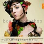 Violin Concertos vol.3 (Il Ballo) (Naive Audio CD)