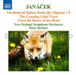 Orchestral Suites From The Operas vol.3 (Naxos Audio CD)