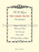 The Magic Flute (vocal score - en/de)