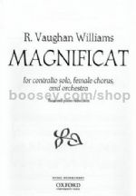 Magnificat (vocal score)
