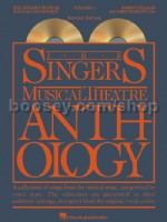 Singer's Musical Theatre Anthology 1 Baritone/Bass (Book & CDs)