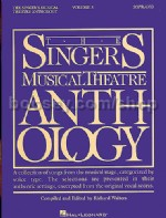 Singer's Musical Theatre Anthology 3 Soprano (Book & CDs)