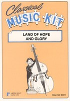 Land of Hope & Glory (Classical Music Kit 211) arr. mixed ensemble