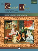 The Classical Spirit, Book 1 - Piano
