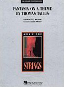 Fantasia On A Theme By Thomas Tallis (Original version for two string orchestras & solo quartet)