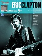 Fender G-dec Guitar Play Along: Eric Clapton (Bk + SD Card)