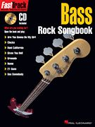 Fast Track: Bass Rock Songbook (Bk & CD)