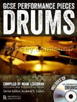 GCSE Performance Pieces: Drums (Book & CD)