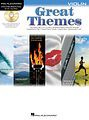 Great Themes: Instrumental Play Along for Violin (Bk & CD)