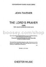 Lord's Prayer 1999 (SATB)