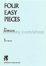 Four Easy Pieces for Bassoon
