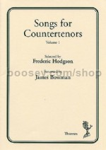 Songs for Countertenors Vol. 1